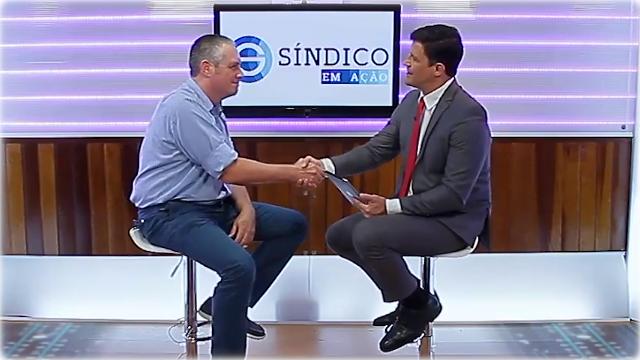 Entrevista ao Canal Cond TV – Síndico em Ação